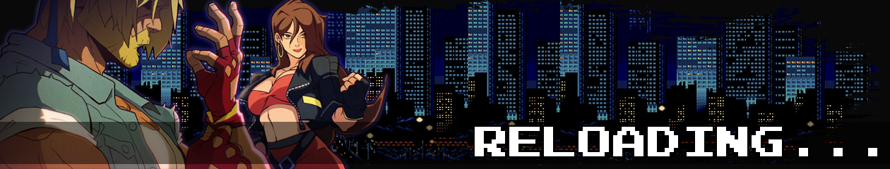 RELOADING – Atualize-se, gamer!